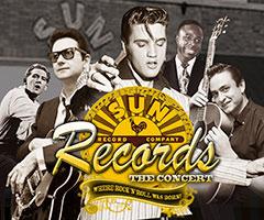 SUN RECORDS The Concert