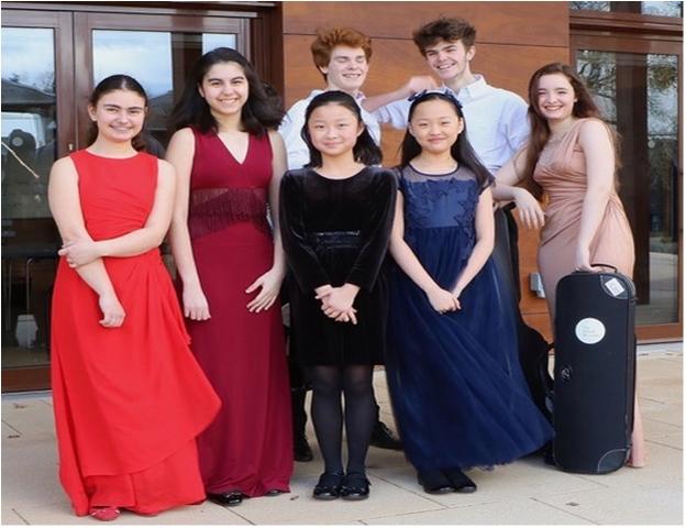 Yehudi Menuhin School Ensemble