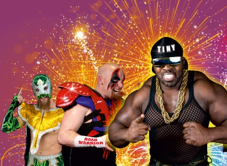 American Wrestling
