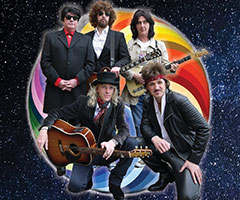Roy Orbison and The Travelling Wilburys
